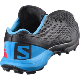 Salomon S/Lab XA Amphib Shoes black/transcend blue/racing red